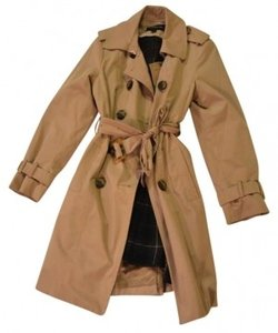London Fog Petite Trench Coat