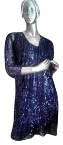 Patra India Sequin Beaded Dress