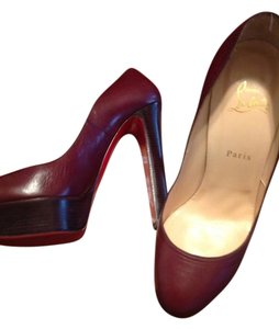 Christian Louboutin Bordeaux Pumps