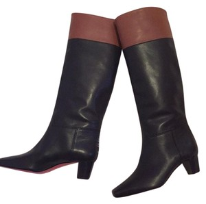 Christian Louboutin Black and brown Boots