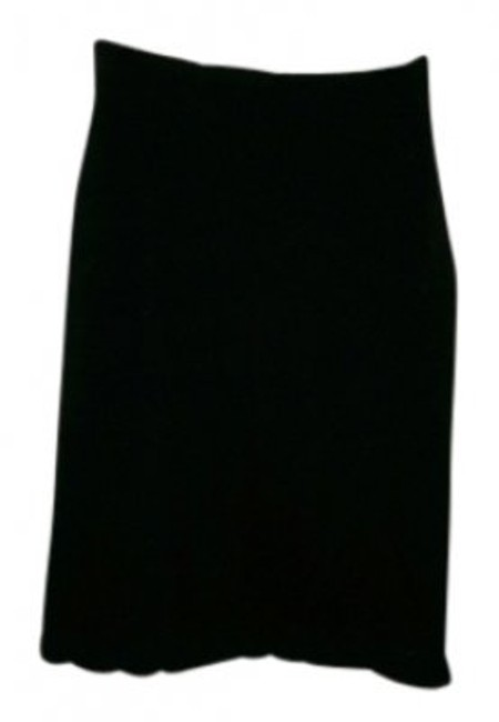 Preload https://item3.tradesy.com/images/savannah-black-cashmere-italian-made-knee-length-skirt-size-6-s-28-16122-0-0.jpg?width=400&height=650