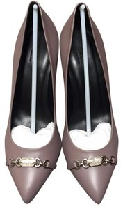 Gucci Mauve Pumps