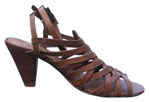 Zara Brown Sandals