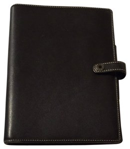 Coach Authentic Leather Coach Planner