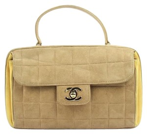 Chanel Classic Flap Single Flap Brown Clutch