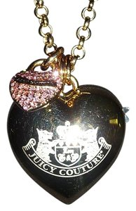 Juicy Couture Juicy Couture Juicy Loves Sephora Lip Gloss & Mirror Pendant Rolo Chain