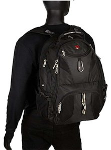 SwissGear Wenger Scansmart Travel Gear Backpack