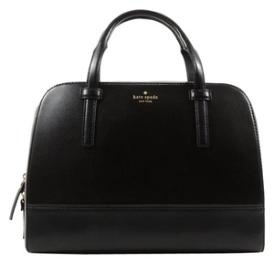 Kate Spade Felix Sale Satchel in Black