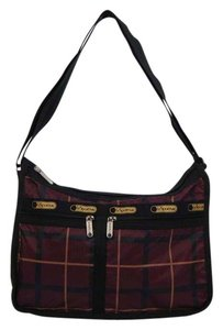 LeSportsac Modern Nylon Hobo Bag