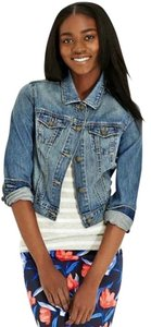 Old Navy Denim Light wash Womens Jean Jacket