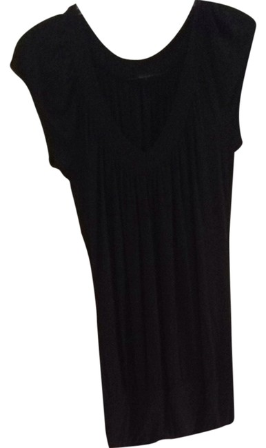 Preload https://item5.tradesy.com/images/american-dream-black-tunic-size-8-m-1612469-0-0.jpg?width=400&height=650