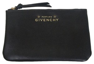 Givenchy Matte Wallet Star Studded black Clutch