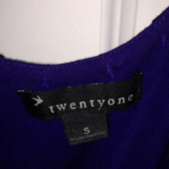Forever 21 Top Purple Image 3