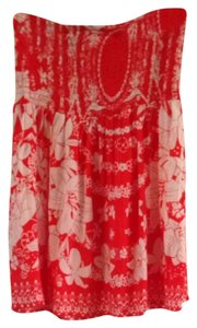Rampage Top Red & White