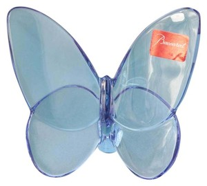Baccarat Baccarat Butterfly Crystal Figurine