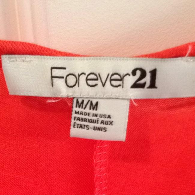 Forever 21 Top Pumpkin