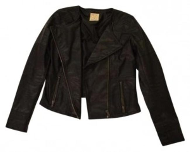 Preload https://item3.tradesy.com/images/pins-and-needles-black-hyde-leather-jacket-size-8-m-161267-0-0.jpg?width=400&height=650