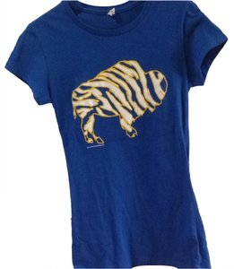 buffalo sabres T Shirt Blue