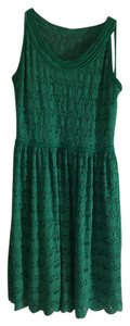 Max Studio Lace Sleeveless Dress