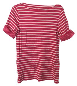 White Stag Striped Bold Stripe Chic Comfortable Cotton Top