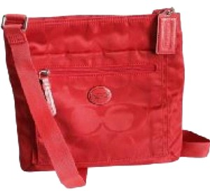 Coach File 77408 Cross Body Bag