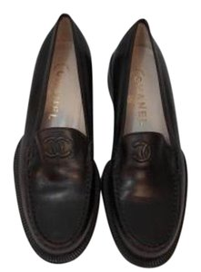 Chanel Classic For Less Classic Must Have Chocolate Brown Flats