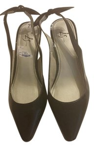 LifeStride Black Patent Pumps