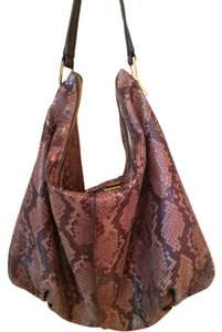 G.I.L.I. Leather Exotic Handbag Shoulder Bag