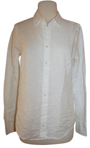 J.Crew Button Down Shirt White