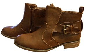 Bucco Brown Boots