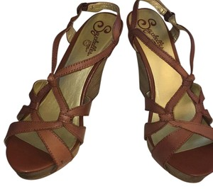 Seychelles Tan Sandals