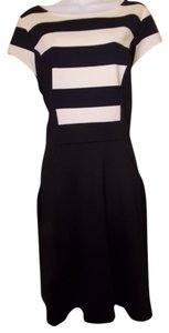 The Limited short dress Navy/White Nautical on Tradesy