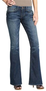 William Rast Nordstrom Flare Leg Jeans-Medium Wash