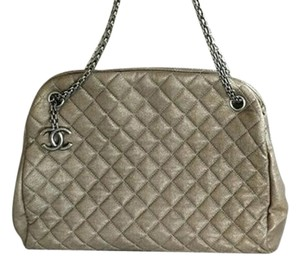 Chanel Chains Mademoiselle Cc Shoulder Bag