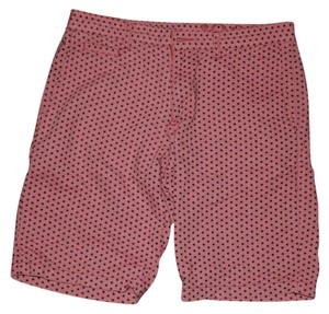 J.Crew J Crew Mens Menswear Men Mini/Short Shorts RED