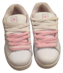 Dvs Pink and white Athletic