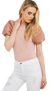 Gracia Top Pinkish Muave