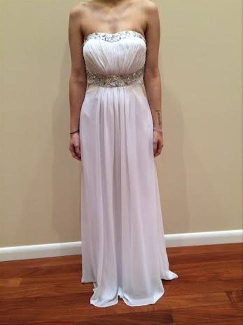 La Femme Gown Sequin Gown Strapless Gown Strapless Gown Dress