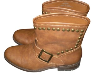 Xappeal Tan Boots