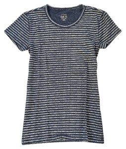 J.Crew Cotton T Shirt Dark Grey
