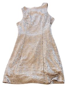 Esley Sequins Bodycon Mini Dress
