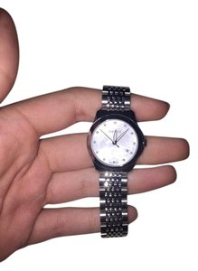 Gucci Gucci Women's 'Timeless' Stainless Steel Mother of Pearl Face Watch