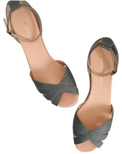 Marais USA Light blue grey Wedges