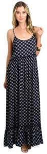 Navy Maxi Dress by Other