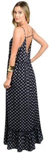 Navy Maxi Dress by