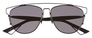 Dior Technologic 57MM Pantos Sunglasses Black/Dark Grey