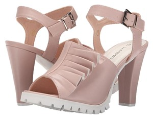 C Label Light Pink Sandals