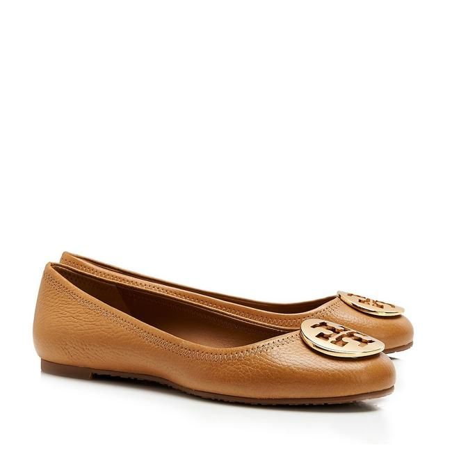 Item - Royal Tan Reva Ballet Flats Size US 6 Wide (C, D)