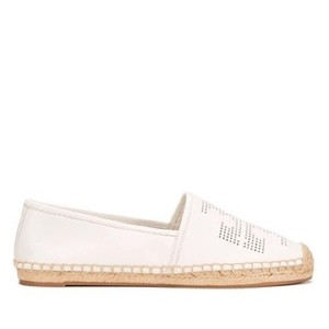 1280ccf1dae2 White Tory Burch Flats - Up to 90% off at Tradesy