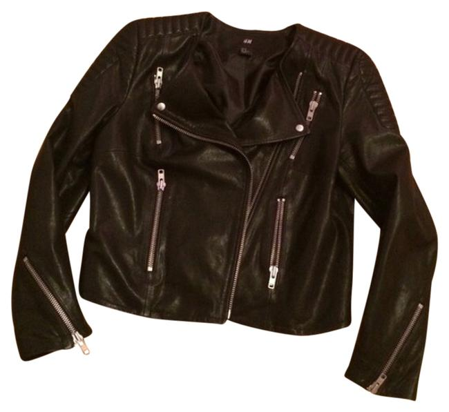 Preload https://img-static.tradesy.com/item/1613550/h-and-m-black-icon-leather-jacket-size-10-m-0-0-650-650.jpg